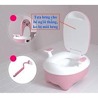 Bô vệ sinh cho bé cao cấp, bô vệ sinh em bé , bô vệ sinh cho bé baby toilet, tiện lợi, dễ dàng vệ sinh thumbnail
