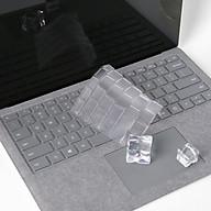 Miếng lót phủ bàn phím Surface Pro 3,Pro 4,Pro 5,Pro 6,Pro 7 Trong suốt - Hàng nhập khẩu thumbnail