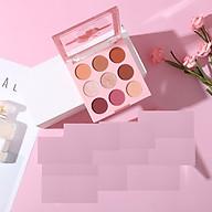 Bảng Phấn Mắt 9 Màu Make Up Studio Hai Lun Li Ren thumbnail