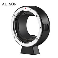 ATLSON EF-L Camera Lens Adapter Ring Auto Focusing EXIF Transmission Anti-shaking with 1 4 Thread Compatible with thumbnail