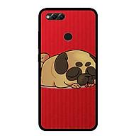 Ốp lưng cho điện thoại Huawei Honor 7X - 0316 CUTEDOG03 - Viền TPU dẻo - Hàng Chính Hãng thumbnail