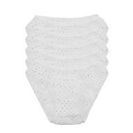 Bộ 5 Quần lót giấy cao cấp- đáy 2 lớp cotton- Sunbaby thumbnail