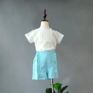 Váy bé gái xếp li Chaiko House X51 thumbnail