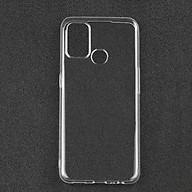 Ốp lưng dành cho OPPO A53 2020 dẻo silicon trong suốt cao cấp thumbnail