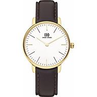 Đồng hồ Nữ Danish Design dây da 30mm - IV15Q1175 thumbnail