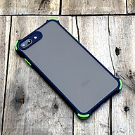 Ốp lưng chống sốc toàn phần dành cho iPhone 7 Plus 8 Plus - Màu xanh dương - Hàng chính hãng thumbnail