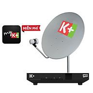 Bộ đầu thu k+ HD DSB4500VSTV Hàng Chính Hãng. thumbnail