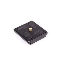 Đế plate mini gắn máy ảnh lên tripod dùng cho đầu Ballheath Q01 , Q02 , Q03 - hàng nhập khẩu thumbnail