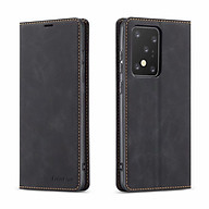 Bao da dành cho Samsung Galaxy Note 20 Ultra dạng ví chính hãng Forwenw cao cấp - Hàng nhập khẩu ( Tặng kính cường lực bảo vệ Camera ) thumbnail