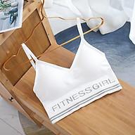 Bra Tập Gym Yoga Nữ, Áo Bra 2 Dây Chữ Dưới A8069 thumbnail