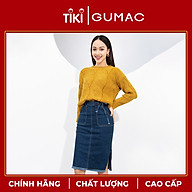 Váy jean suông túi chéo VJA9233 GUMAC thumbnail