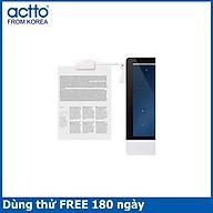 Giá kẹp sách màn hình tiện lợi Notebook Clip Actto LCP-01 -HÀNG CHÍNH HÃNG White thumbnail