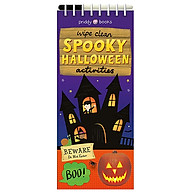 Wipe Clean Spooky Halloween (Wipe Clean Thins) thumbnail