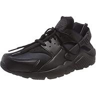 Nike Air Huarache Run Suede Womens Shoes Diffused Blue aa0524-400 thumbnail