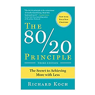 The 80 20 Principle The Secret to Success by Achieving More with Less thumbnail