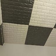 Bộ 10 Miếng Xốp Dán Tường 3D Chịu lực, chống nước, chống ẩm mốc 70x77cm DT26 thumbnail