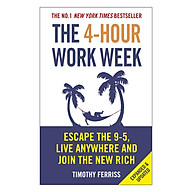 The 4-Hour Work Week Escape The 9-5, Live Anywhere And Join The New Rich thumbnail