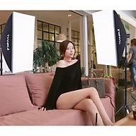 Bộ đèn chụp ảnh sản phẩm Tianrui bao gồm led 5500K đủ loại công suất - HÀNG CHÍNH HÃNG thumbnail