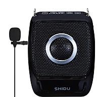 Máy Trợ Giảng Không Dây UHF Wireless Shidu SD-S92 Tặng Kèm Micro Cài Áo Có Dây- Hàng Chính Hãng thumbnail