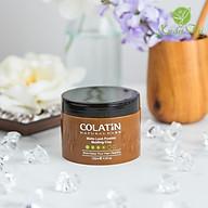 Sáp tạo kiểu tóc cứng COLATIN 120ml không bóng, giúp tóc giữ nếp cứng một cách tự nhiên suốt cả ngày dài thumbnail