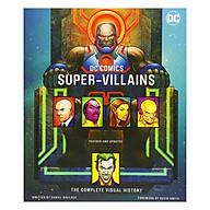 DC Comics Super-Villians thumbnail