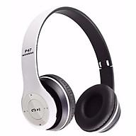 Tai nghe chụp tai cao cấp có thẻ nhớ Bluetooth P47 thumbnail