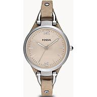 Đồng hồ Nữ Fossil dây da ES2830 thumbnail