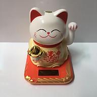 Mèo thần tài may mắn vẫy tay - năng lượng mặt trời - 04 thumbnail