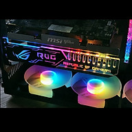 Thanh Led RGB ROG Dùng độ trang trí cho máy tính thumbnail