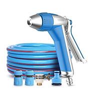 Bộ vòi xịt rửa xe tăng áp ( Tặng kèm 03 móc treo chai nước màu ngẫu nhiên ) thumbnail