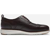 Giày đế cà phê kết hợp da bò Mỹ ShoeX Cafein Midsole Oxford thumbnail
