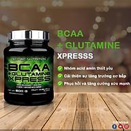 Bổ sung năng lượng BCAA + GLUTAMINE EXPRESS 600G LIME thumbnail