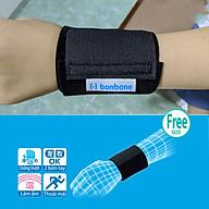 Đai nẹp cổ tay Bonbone Standard Wrist Supporter, đai cố định cổ tay chấn thương Bonbone Nhật Bản thumbnail