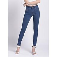 Quần Jean Dài Nữ Miss World Jeans JO19150001-DBL thumbnail