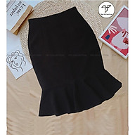 Chân Váy Đuôi Cá 2 Lớp Cao Cấp, Vải Dày Dặn, May Kĩ, Mặc Đẹp Tôn Dáng thumbnail