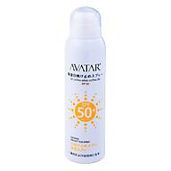 Xịt chống nắng dưỡng ẩm AVATAR SPF 50 thumbnail