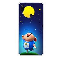 Ốp lưng dẻo cho điện thoại Xiaomi Redmi Note 7 - 0051 PIGCUTE06 - Hàng Chính Hãng thumbnail