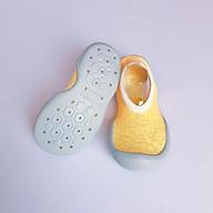 Giày tập đi cho bé cưng Flat new yellow thumbnail