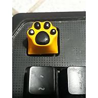 Keycap chân mèo trang trí bàn phím cơ gaming. thumbnail