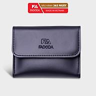 Ví mini nhỏ gọn đựng tiền đựng thẻ FAV06, tiện dụng đa năng, đựng thẻ giấy tời, cmnd bằng lái xe và các loại thẻ phù hợp thumbnail