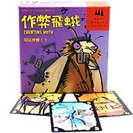 Boardgame thẻ bài hấp dẫn Bài Ăn Gian Cheating Moth thumbnail