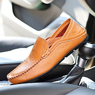 Giày lười phong cách Châu Âu, trẻ trung năng động, tiện lợi - Mã 20138 thumbnail