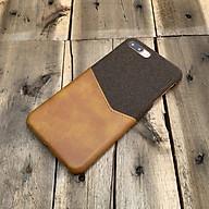 Ốp lưng da vải kiêm ví cao cấp dành cho iPhone 7 Plus iPhone 8 Plus thumbnail