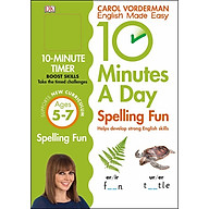 Spelling Fun Ages 5-7 thumbnail