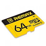Thẻ Nhớ Micro SD Remax 64GB - Hàng Chính Hãng thumbnail