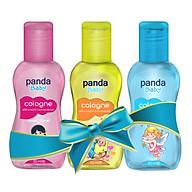 Combo 3 Chai Nước hoa cho bé Panda Baby Cologne 50ml - Sweet Floral 50ml, Mother s Love 50ml và Fairy s Touch 50ml thumbnail