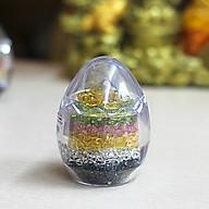 Trứng phong thủy Thạch Anh ngũ sắc thumbnail