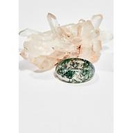 Nhẫn băng ngọc thủy tảo ni18 mệnh hỏa , mộc - Ngọc Quý Gemstones thumbnail