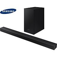 Loa Thanh Soundbar Samsung 2.1 HW-T450 XV (200W) - Hàng Chính Hãng thumbnail