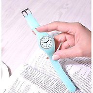 Đồng hồ thời trang nữ mặt số dây silicon cá tính GT47 thumbnail
